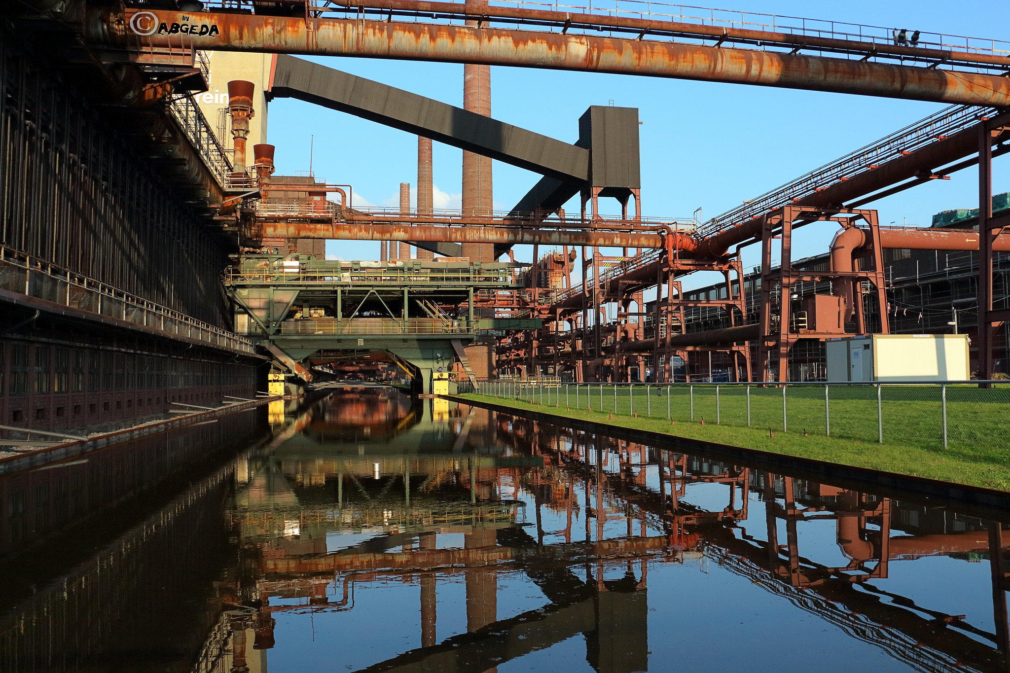 Zeche Zollverein, werelderfgoed. Foto: Abgeda, via Flickr