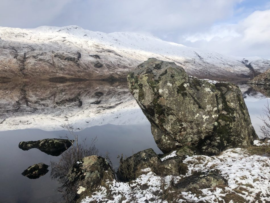 Loch Arkaig Southern shore