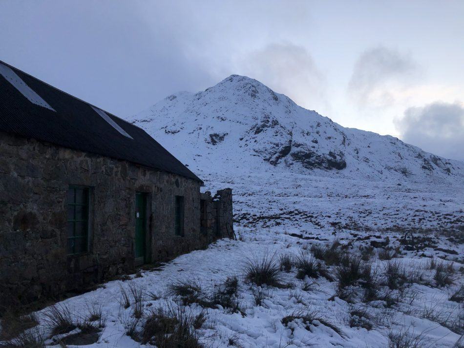Glen Kingie Bothy